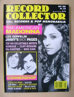 Record Collector - May 1998 - Issue 225