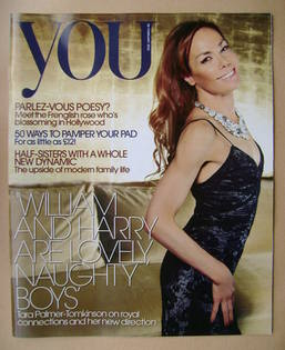 <!--2012-02-26-->You magazine - Tara Palmer-Tomkinson cover (26 February 20