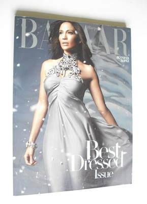 <!--2006-12-->Harper's Bazaar magazine - December 2006 - Jennifer Lopez cov