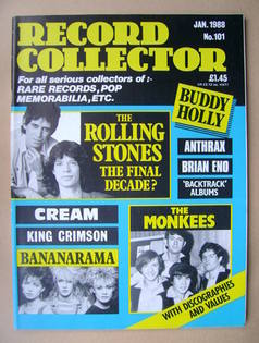 Record Collector - January 1988 - Issue 101