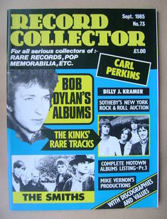 Record Collector - September 1985 - Issue 73