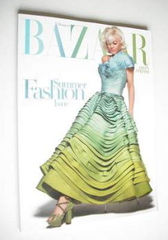 Harper's Bazaar magazine - May 2007 - Gwen Stefani cover (Subscriber's Issue)