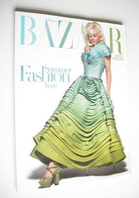 <!--2007-05-->Harper's Bazaar magazine - May 2007 - Gwen Stefani cover (Sub