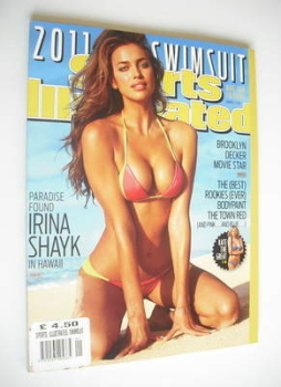 Sports Illustrated magazine - Swimsuit 2011