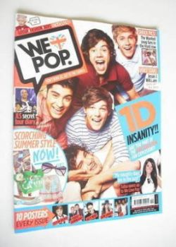 We Love Pop magazine - One Direction cover (2-29 May 2012)