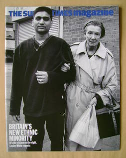 <!--2002-01-13-->The Sunday Times magazine - Britain's New Ethnic Minority