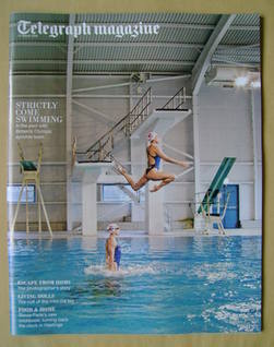 <!--2012-03-31-->Telegraph magazine - Members of Great Britain's Synchronis