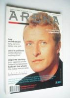 <!--1989-04-->Arena magazine - Spring/Summer 1989 - Rutger Hauer cover