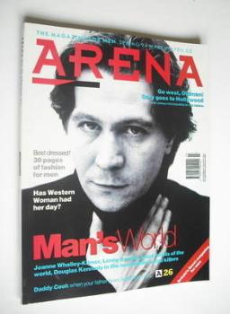 Arena magazine - Spring 1991 - Gary Oldman cover