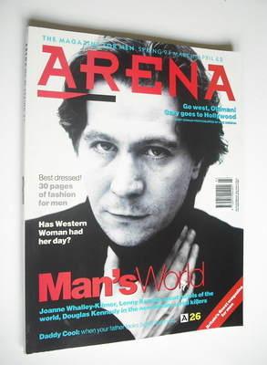 <!--1991-04-->Arena magazine - Spring 1991 - Gary Oldman cover