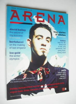 Arena magazine - Spring 1988 (March/April)
