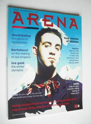 <!--1988-04-->Arena magazine - Spring 1988 (March/April)