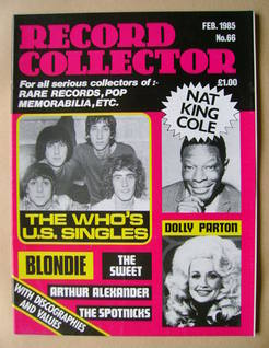 Record Collector - February 1985 - Issue 66