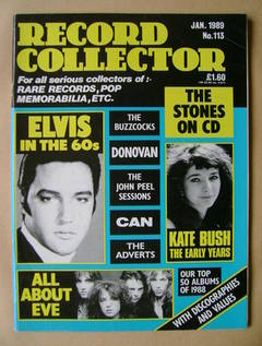 Record Collector - January 1989 - Issue 113