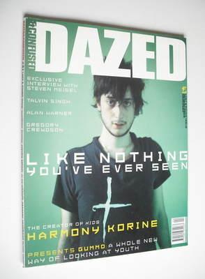 <!--1998-04-->Dazed & Confused magazine (April 1998 - Harmony Korine cover)