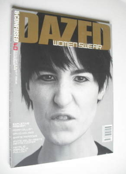 Dazed & Confused magazine (March 1998 - Erin O'Connor cover)