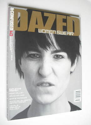 <!--1998-03-->Dazed & Confused magazine (March 1998 - Erin O'Connor cover)