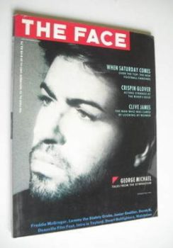 The Face magazine - George Michael cover (November 1987 - Issue 91)