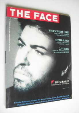 <!--1987-11-->The Face magazine - George Michael cover (November 1987 - Iss