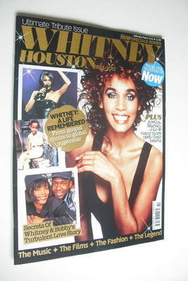 Now Tribute Special Issue - Whitney Houston cover (February/March 2012)