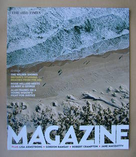 <!--2004-05-22-->The Times magazine - The Wilder Shores cover (22 May 2004)
