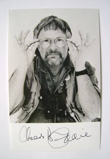 Bill Oddie autograph (hand-signed photograph)