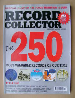 Record Collector - December 2006 - Issue 330