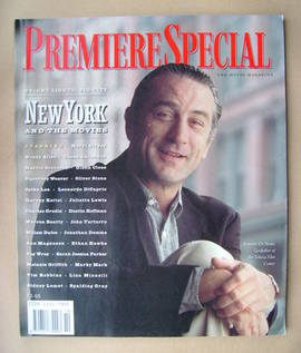 Premiere magazine - Robert De Niro cover (Special Issue 1994)