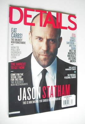 <!--2012-04-->Details magazine - April 2012 - Jason Statham cover
