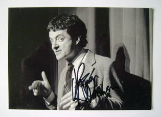 Rowan Atkinson autograph