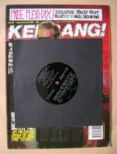 <!--1989-09-30-->Kerrang magazine - Jim Steinman cover (30 September 1989 -