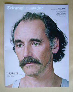 <!--2012-06-30-->Telegraph magazine - Mark Rylance cover (30 June 2012)