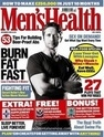 MEN'S HEALTH Magazine Back Issues (UK)
