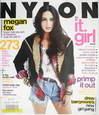 NYLON Magazine Back Issues