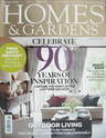 HOMES & GARDENS Magazine Back Issues