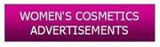 Women's Cosmetics Advertisements