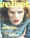 VELVET Magazine Back Issues