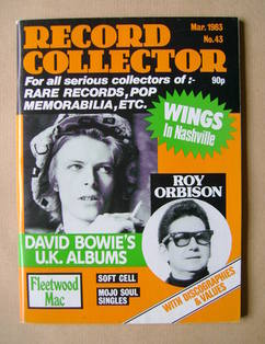 Record Collector - March 1983 - Issue 43