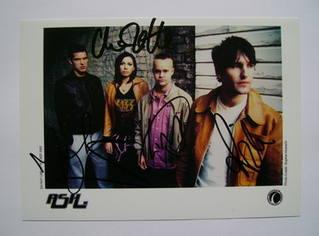 Ash autographs