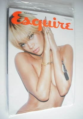 <!--2012-07-->Esquire magazine - Rihanna cover (July 2012 - Subscriber's Is