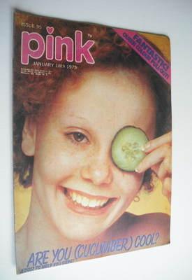 Pink magazine - 18 January 1975