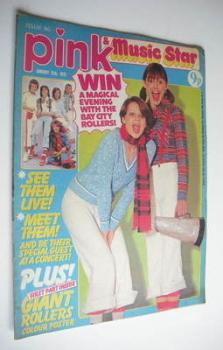 Pink magazine - 25 January 1975