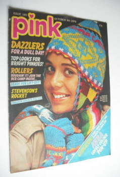 Pink magazine - 9 October 1976