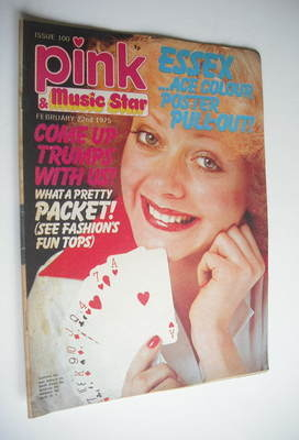 Pink magazine - 22 February 1975