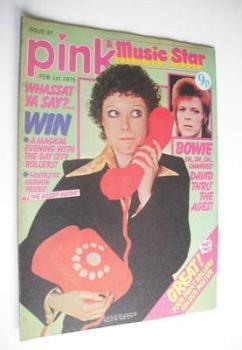 Pink magazine - 1 February 1975
