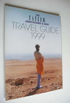 Tatler supplement - Travel Guide 1999