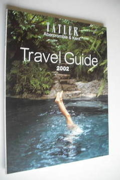 Tatler supplement - Travel Guide 2002