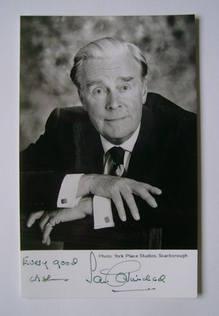 Ian Carmichael autograph