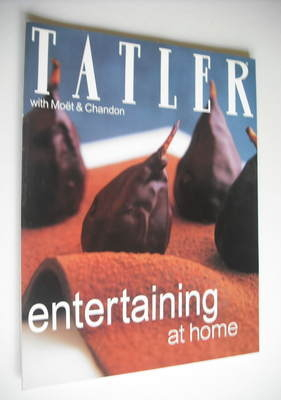 Tatler supplement - Entertaining At Home (2000)