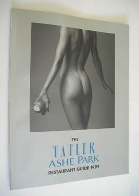 Tatler supplement - UK Restaurant Guide 1999